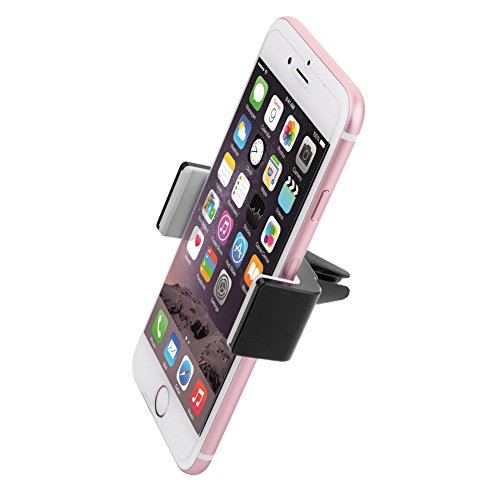 Car Mount, Ugreen Air Vent Cell Phone Holder Car Cradle Universal for iPhone 7/7 Plus/6/6 Plus, LG, Samsung, Smartphones (Iphone Car Vent Holder compare prices)