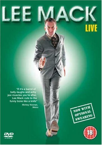 Lee Mack - Live [DVD]