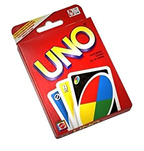 Mattel Uno Card Game from Mattel