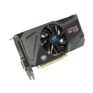 Sapphire Radeon HD7770 Graphics Card (1GB, GDDR5)
