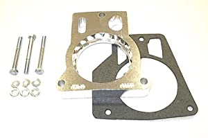 Street and Performance Electronics 60005 Helix Power Tower Plus Throttle Body Spacer 2003-2006 GM Truck
