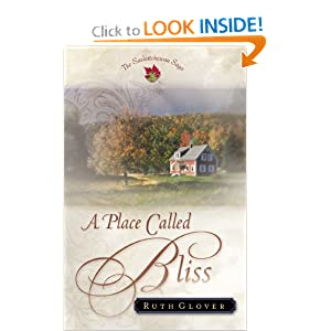 """A Place Called Bliss"" by Ruth Glover :Book Review"