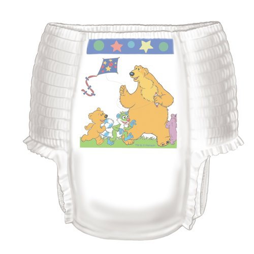 Curity Disposable Childrens Absorbent Underwear Boys X-Large (Case Of 84) front-407193