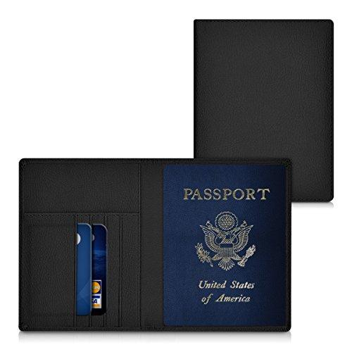 kwmobile-reisepass-hulle-ausweishulle-kartenetui-kreditkarten-mappe-kunstleder-etui-in-schwarz