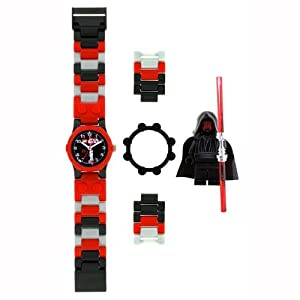 LEGO Kids' 9002953 Star Wars Darth Maul Watch