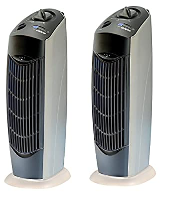 2 Two New Air Purifier Carbon Ionic Ionizer Negative Fresh Ions Pro Breeze UV