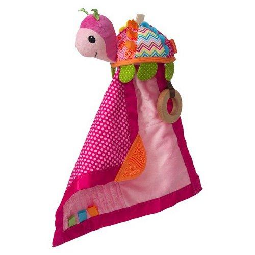 Infantino Gaga Tuckie Lovie Comfort Toy Bug