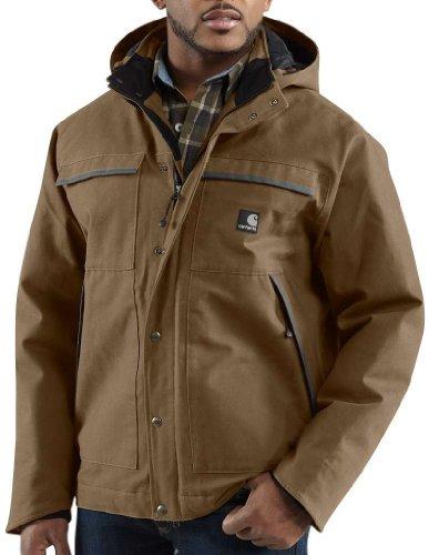 Carhartt Men'S Big-Tall Mankato Jacket, Canyon Brown, 2X-Tall