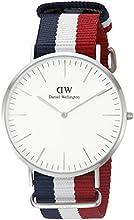 Comprar Daniel Wellington 0203DW - Reloj analógico, para hombre, multicolor