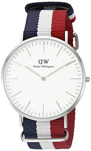 Daniel Wellington 0203DW - Reloj con correa de cadena y acero para...