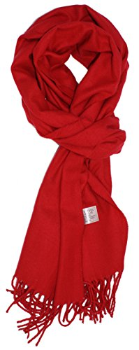 ted-and-jack-a-classic-staple-solid-cashmere-feel-scarf-in-red