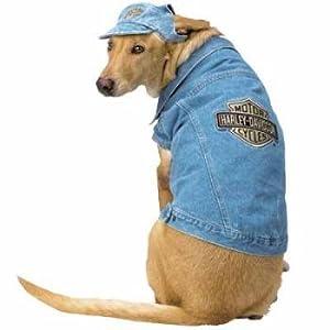 Harley-Davidson® Denim Dog Jacket X-Large