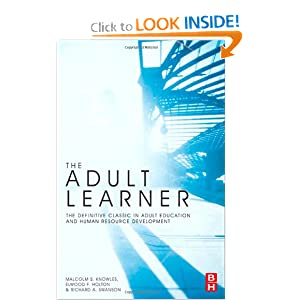 The Adult Learner and over one million other books are available for Amazon ...