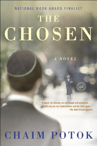 the development of the character of reuven malter in the chosen by chaim potok Free study guide-the chosen by chaim potok-free online booknotes  malter,  for he feels the two of them will help danny to find and develop his soul   reuven malter is a key character and the narrator of the novel, telling.