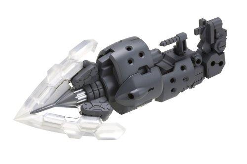M.S.G ヘヴィウェポンユニット02 スパイラルクラッシャー (プラスチックキット)