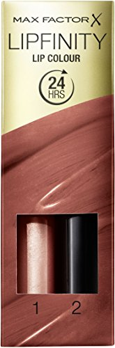 Max Factor - Rossetto bifase Lipfinity, n° 70 Spicy, 1 pz. (1 x 2 ml)