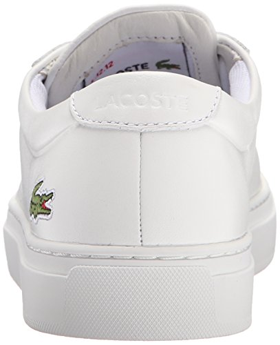 Lacoste Men's L.12.12 116 1 Fashion Sneaker, White, 11 M US