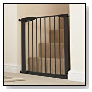 Munchkin Easy-Close Extra Tall and Wide Metal Gate