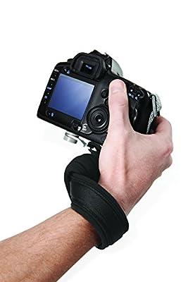 Pacsafe 15255100 Carrysafe 50 DSLR Kamera Handschlaufe in schwarz