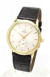 [オメガ] OMEGA デ ビル プレステージ スモールセコンド K18YG イエローゴールド 手巻き メンズ 腕時計 4620.31 [中古]