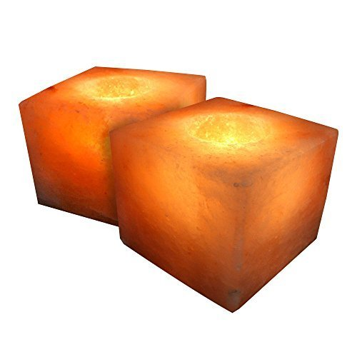 Crystal-Allies-Gallery-CA-SCH-CUBE-2pc-Pack-of-2-Natural-Himalayan-Cube-Shaped-Salt-Tealight-Candle-Holder-Air-Purifier-Ionizer-w-Authentic-Crystal-Allies-Info-Card