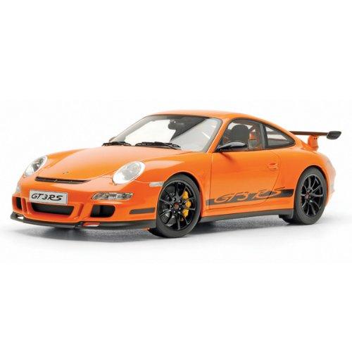Porsche 911 997 GT3 RS Orange 1 12 Autoart Diecast - Jose M