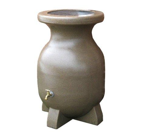 KoolScapes-RBSS-55-55-Gallon-Rain-Barrel-with-Sandstone-Finish