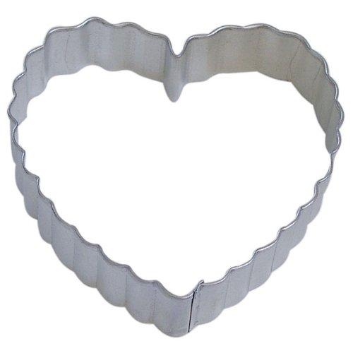 BKBS Memory Print Clay (Crinkle Heart) - 1