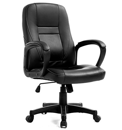 new-design-swivel-perforated-pu-leather-black-color-office-chair-19hh
