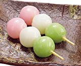 Dango (sweet rice dumpling)