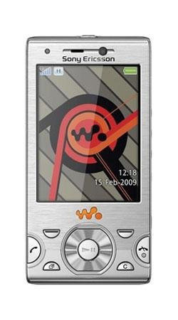 Sony Ericsson W995 Silver Sim Free Unlocked Mobile Phone