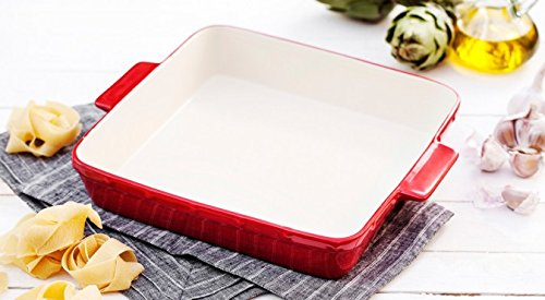 Fornetto Ceramic Roasting & Lasagna Pan With Handles