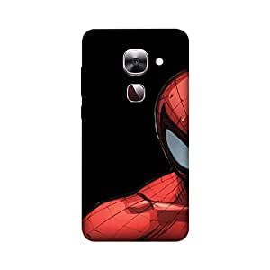 theStyleO LeEco Le 2 Designer Printed Case & Covers (LeEco Le 2 Back Cover) - Superhero Spiderman