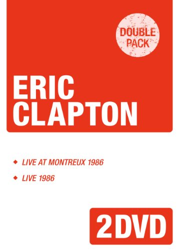 DVD : Eric Clapton - Live In Birmingham/ Live At Montreux (DVD)