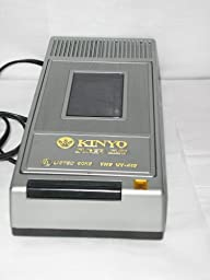 Kinyo Super Slim VHS Rewinder One Way