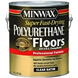 Minwax 13025 VOC Fast Drying Polyurethane For Floor