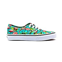 Vans Classic Authentic Multi Kids Trainers Kids 11 UK