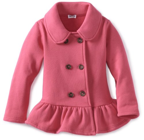 Girls' Quilted Pea Coats. from $ 29 10 Prime. 4 out of 5 stars 1. SPRMAG. Baby Girls Dress Coat Korean Loose Jacket Solid Trench Coat Wool Overcoat Peacoat $ 25 4 out of 5 stars 1. unik. Girl Fleece Coat with Detachable Fur Lined Hood and Belt. from $ 20 99 Prime. out of 5 stars 6. Outofgas.