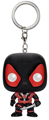Funko - Figurine Marvel - Deadpool Movie Pocket Pop 4cm - 0849803075125