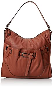 Kooba Handbags Kylie Shoulder Bag,Earth,One Size