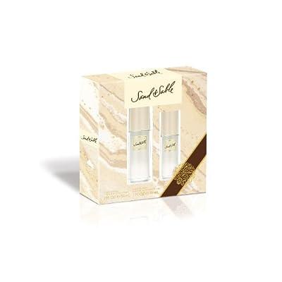 Sand & Sable by Coty for Women 2 Piece Set Includes: 2.0 oz Cologne Spray + 1.0 oz Cologne Spray