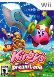WII KIRBY RETURN TO DREAMLAND (Kirby Dream Wii compare prices)