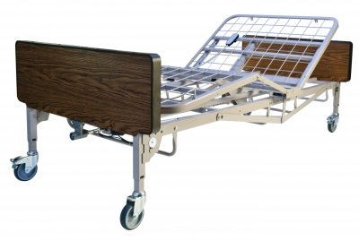 Lumex Full-Electric Bariatric Bed