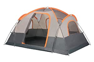 Buy GigaTent Mountain Adams Free Standing Family Cabin Tent, 10 x 7-Feet x 63-Inch by GigaTent