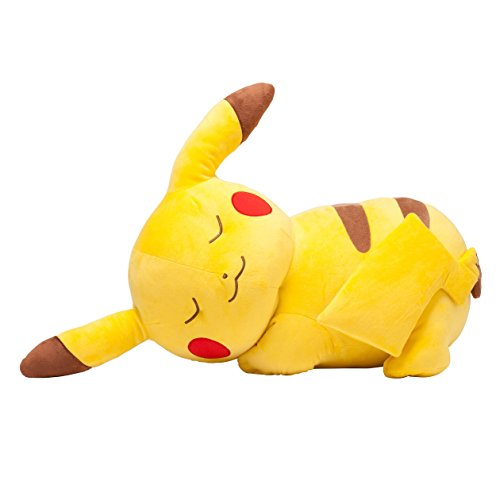 Pokemon Center Original Pikachu Plush Doll Cushion Onemuri Pikachu