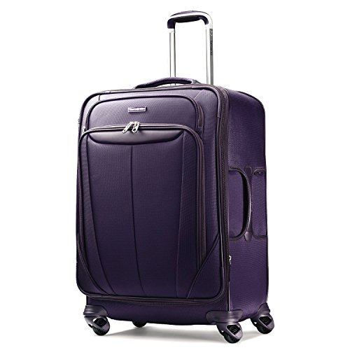 Samsonite Silhouette Sphere 25″ Spinner Purple Cloud image