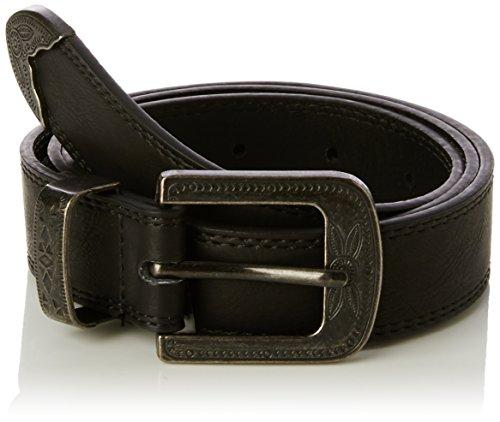 new-look-western-buckle-cinturon-mujer-negro-negro