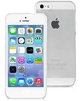 英国Snugg製 iPhone 5 / 5S 用 スリムケース - 生涯補償付き(クリアー)