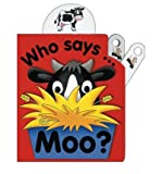 img - for [(Flip Top: Who Says Moo? )] [Author: Jane Wolfe] [Mar-2013] book / textbook / text book