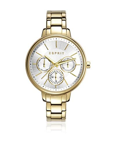 Esprit Reloj con movimiento japonés Woman Dorado 36 mm